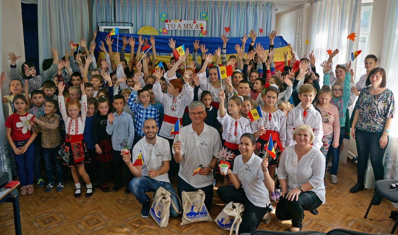 Moldawien Menschen